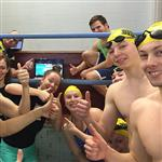 Junior Bison Swimming